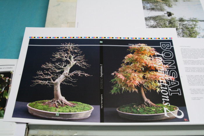 bonsai book