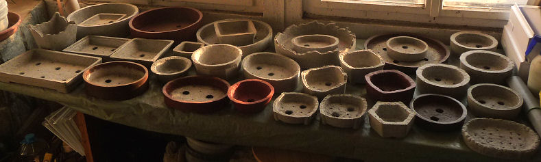 cheap bonsai pots